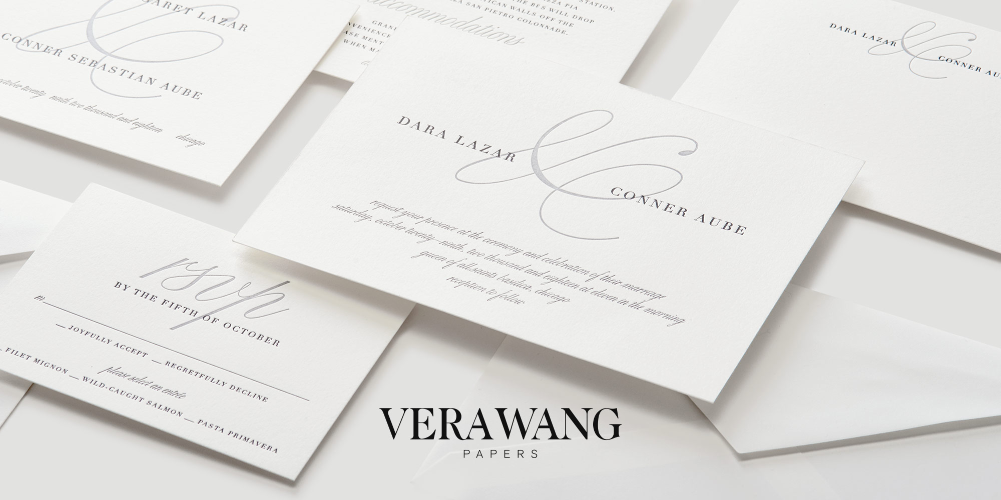 Vera Wang Wedding Collection