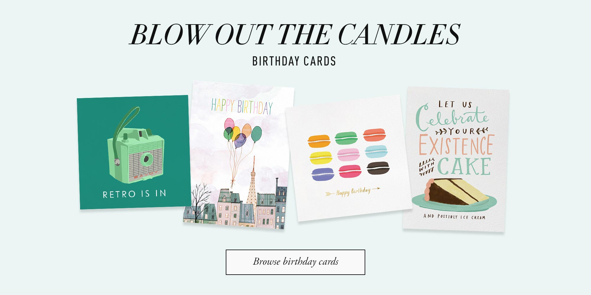 Custom cards and invitations Paperless Post